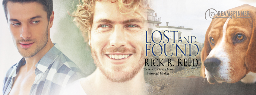 Blog Tour: Interview, Excerpt & Giveaway Rick R. Reed - Lost and Found